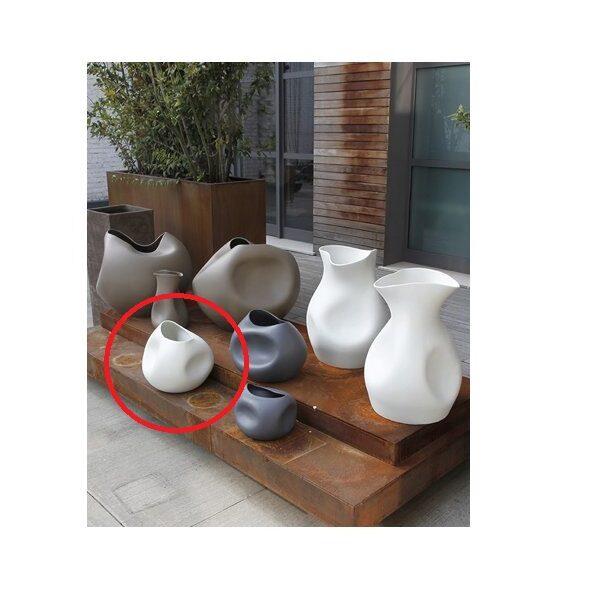 Vaso Bianco Piccolo Q313 BI