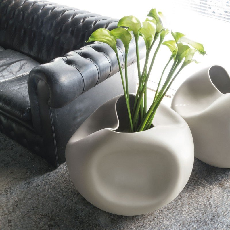 Vaso Bianco Q316 BI