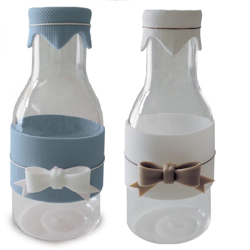Bottiglia Latte Chic e Pastel Baci Milano