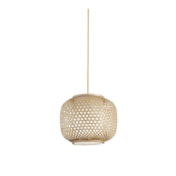 I-ZEN-S-M Lampada Lampadari RUSTICI VINTAGE Bamboo