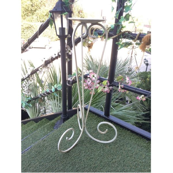 Candeliere stile shabby