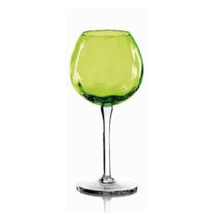 Calice vino verde Brighter Home