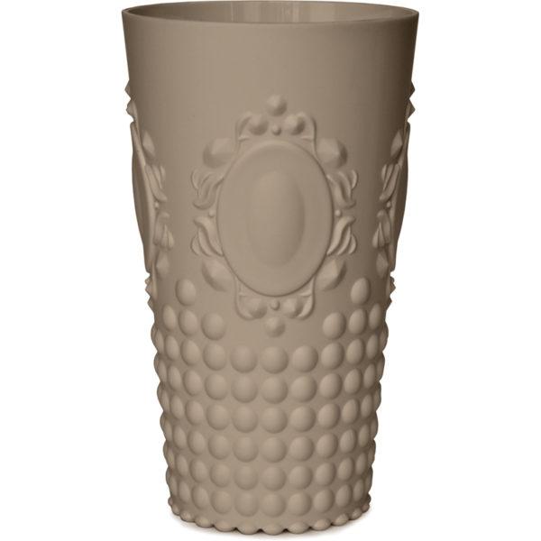 Conf. 6 bicchieri tortora baci milano - chic & matt