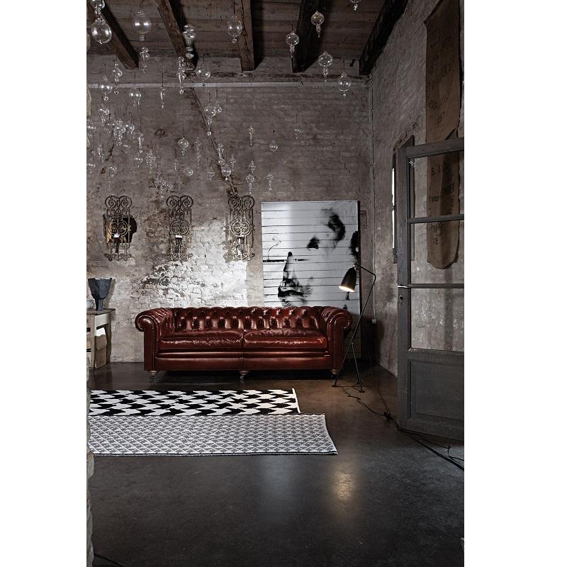 Devina Nais sofà in pelle British