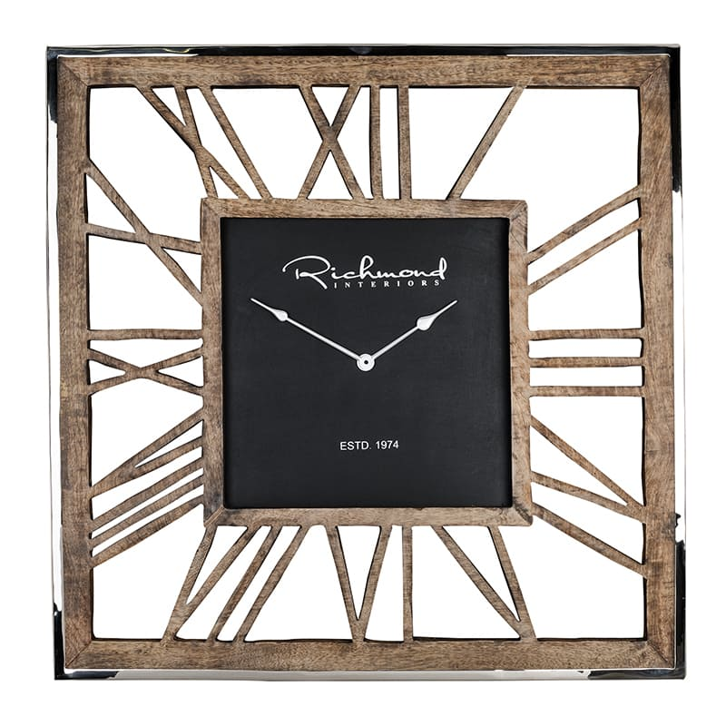 orologio richmond everson metal square