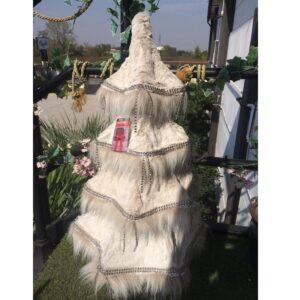 Alberello da salotto con strass nataluna
