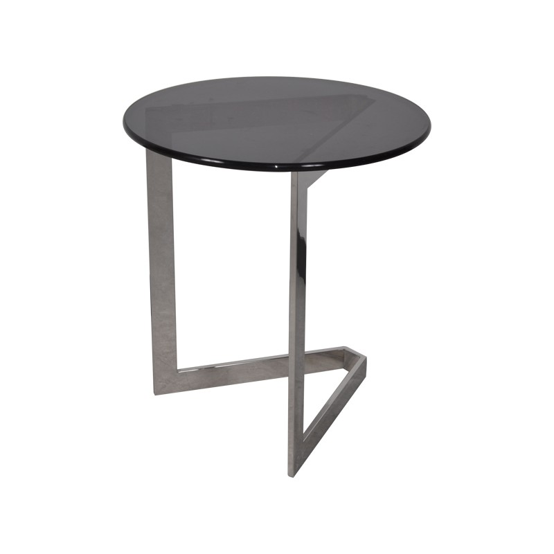 Tavolino Nero alto 50cm Drimmer