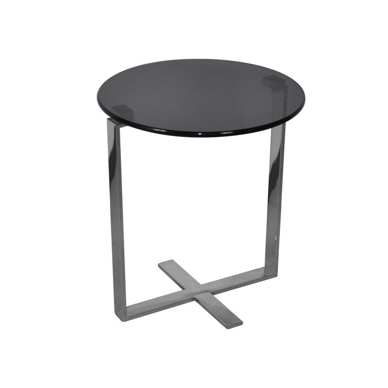 Tavolino Nero alto 47cm Drimmer