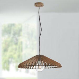 I-CALDER-S50 Lampada Lampadari RUSTICI VINTAGE Legno