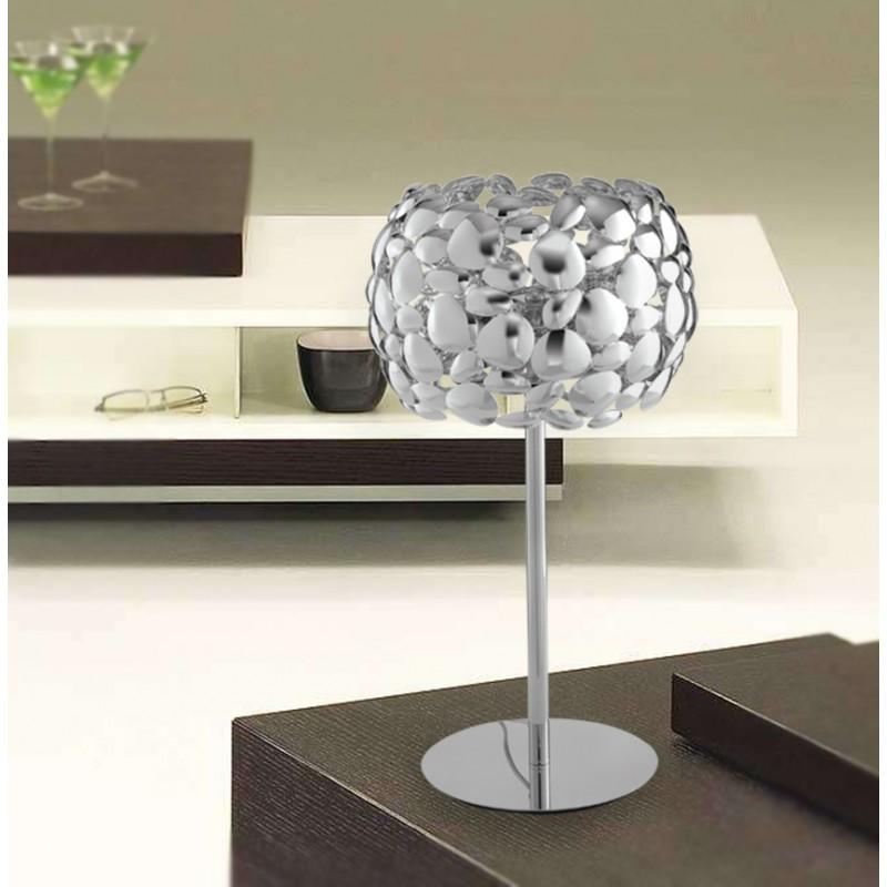 I-DIONISO-LG-CR Lampada Lampade da tavolo MODERNE Cromo