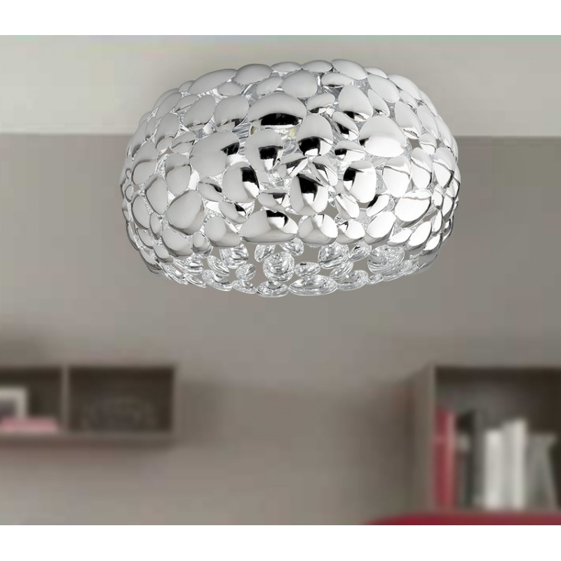 I-DIONISO-PL35-CR Lampada Plafoniere MODERNE Cromo