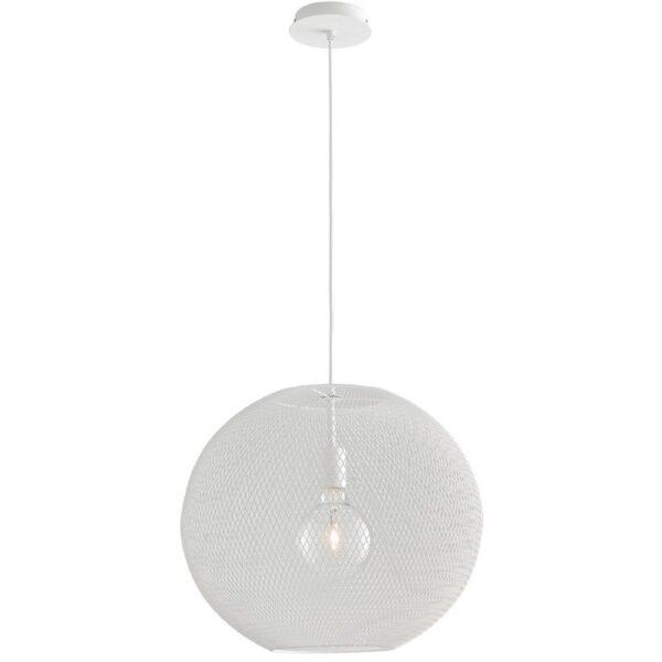 I-ESEDRA-S50 BCO Lampada Lampadari MODERNI Bianco