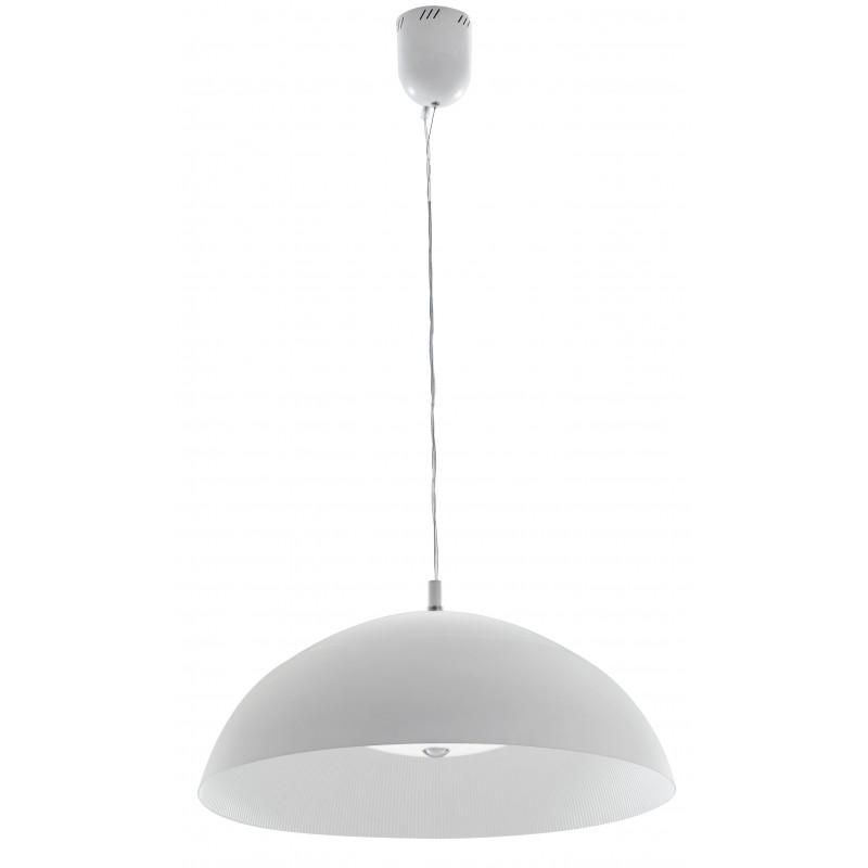LED-DOLOMITE-S45 - Lampadario led circolare bianco 30 watt 4000 kelvin