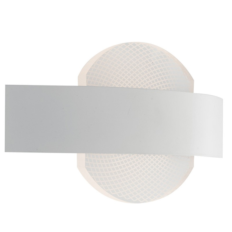 LED-ETERNITY-AP Applique Led Bianco