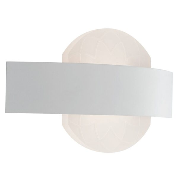 LED-HIMALAYA-AP Applique Led Bianco