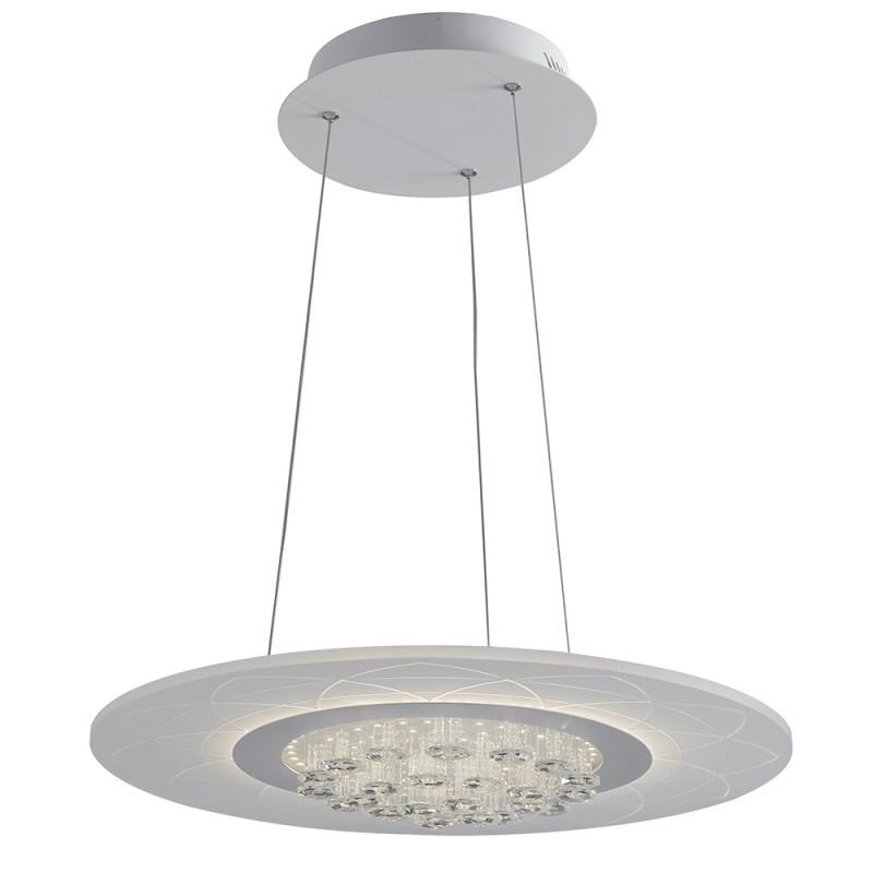 LED-HIMALAYA-S50 Sospensione Led Bianco