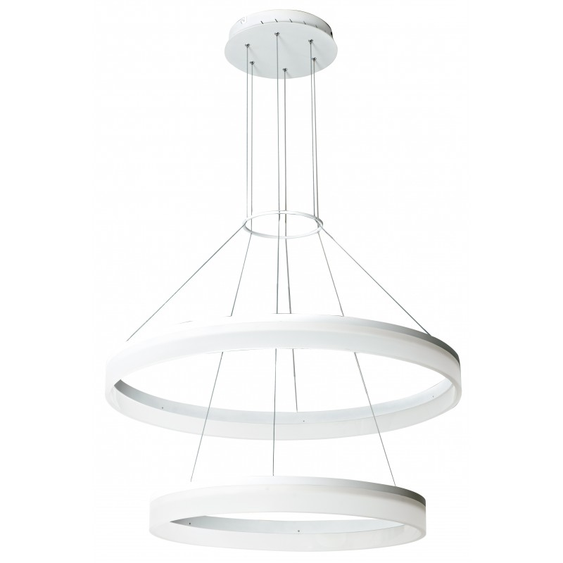 LED-SATURN-S60 Sospensione Led Bianco