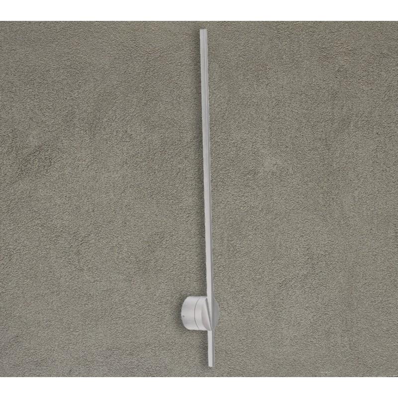 LED-SHANGHAI-AP BCO Lampada Applique MODERNE Bianco Led