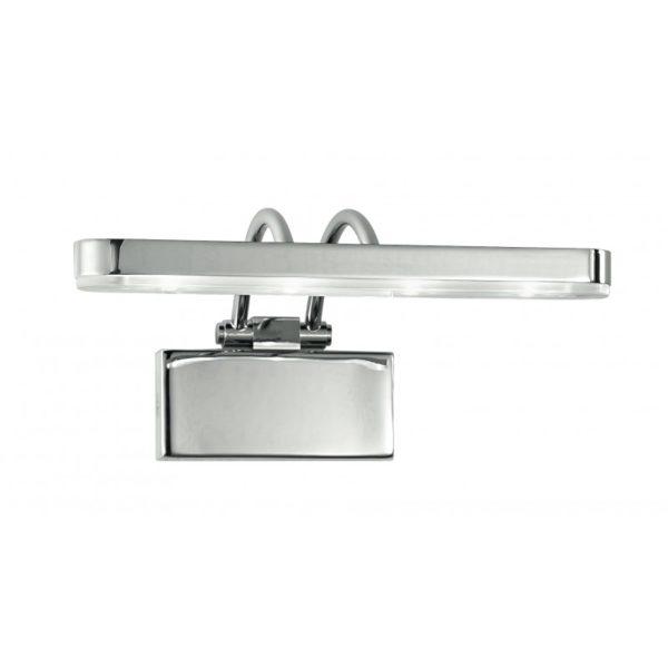 LED-W-EPSILON/4W - Applique con luce led dalla forma semplice 4 watt 3500 kelvin