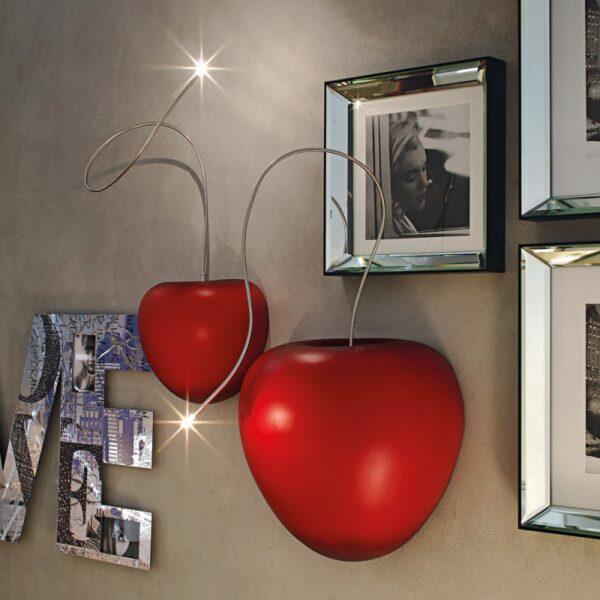 Applique Lucciola Wall 24cm Adriani e Rossi - Brighter Home