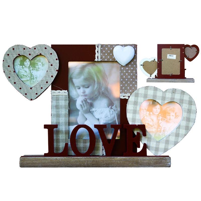 Porta Foto Cuori San Valentino