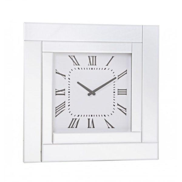 Orologio Specchiato 50x50cm