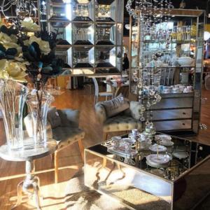 Tavolino Specchiato Cote table
