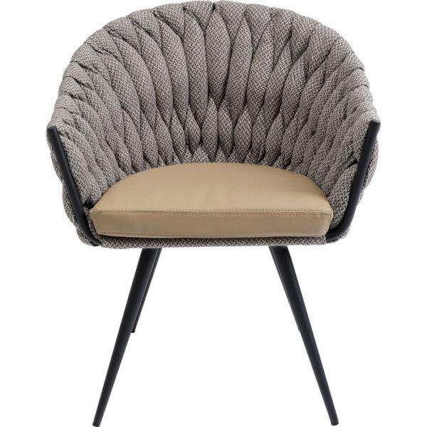 Sedia Tonk color Tweed